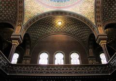 The Spanish Synagogue, Josefov, Prague (martin97uk) Tags: prague czech republic praha europe spanish synogoge spanelska synagoga jewish museum josefov quarter