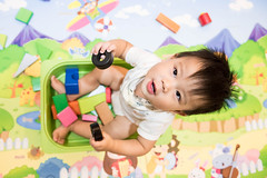 ( / LINUS) Tags: nikon d750 boy kid child son baby buildingblocks
