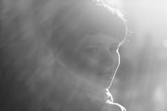 Sonia (Lemon) Tags: volto ritratto occhi luce amicizia amica donna viso portrait black white blackandwhite light