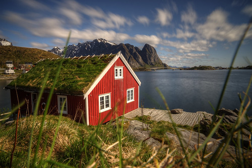 in lofoten norway
