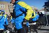 Spotter (dtanist) Tags: nyc newyork newyorkcity new york city sony a7 konica hexanon ar 50mm brooklyn bay ridge marathon 4th avenue bicycle bike bicyclist spotter spotters