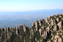 la carena de Montserrat (Nic lai) Tags: montserrat montaademontserrat carenademontserrat paisaje barcelona catalunya