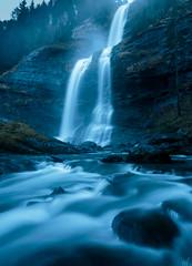 Cascade du Rouget (nicolas_lottin) Tags: cascade cascadedurouget hautesavoie rivire heurebleue valledugiffre
