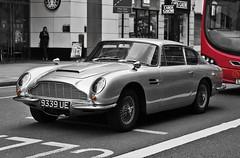Aston Martin DB5, London (chrisjohnbeckett) Tags: astonmartin db5 london londonist timeout car classic jamesbond red style design street urban canonef24105mmf4lisusm chrisbeckett ballard