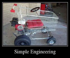 Simple Engineering (Chikkenburger) Tags: memebase memes verydemotivational workharder notsmarter demotivational posters cheezburger chikkenburger