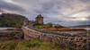 Eilean Donan Castle (Carlos J. Teruel) Tags: nikonafsnikkor1835mmf3545ged d800e sunset eileandonancastle filtros 1835 nikon1835 gnd scotland xaviersam nubes cloud carlosjteruel photography nikon highland atardecer cielo landscape