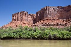 Long Way From Home (CDeahr23) Tags: greenriver utah canoetrip canyonlandsnationalpark desert bluff sandstone