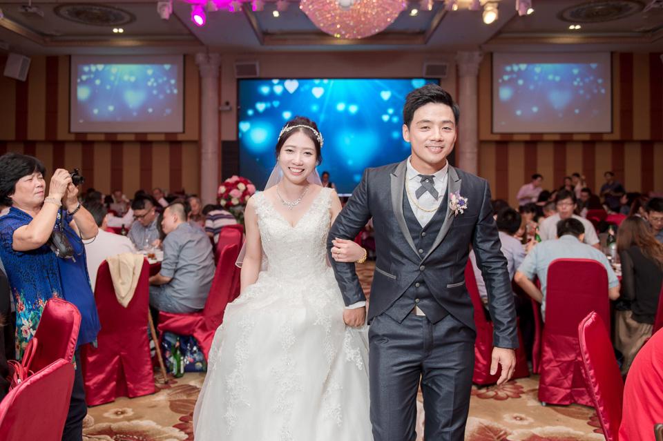 台南婚攝 婚禮紀錄 情定婚宴城堡 C & M 142
