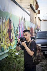 Edward in the Field (Rodosaw) Tags: documentation of culture chicago graffiti photography street art subculture lurrkgod