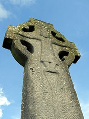 West Cross, Kilfenora, County Clare, Ireland (Anne O.) Tags: 2014 clare countyclare irland kilfenora panoramio6954847110193231