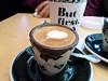 THANX 1190 (RANCHO COCOA) Tags: thanksgiving alfredcoffee silverlake la losangeles california cafe coffee espresso shot icecreamcone chocolatedipped