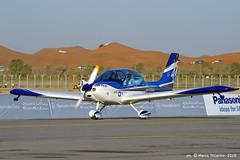 201002ALAINTR72 (weflyteam) Tags: wefly weflyteam baroni rotti piloti disabili fly synthesis texan airshow al ain emirati arabi uae