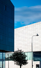 BRYAN_20161013_IMG_9418 (stephenbryan825) Tags: liverpool mannisland museumofliverpool architecture buildings graphic reflection selects