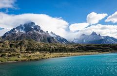 Cerro Punta Bariloche, Lago Pehoe y Cuernos del Paine (lpcortesfotografias) Tags: landscape nature lake mountains outdoor chile sonya58 sonyalpha regiondemagallanes chiletravel chileestuyo tokina1116mm