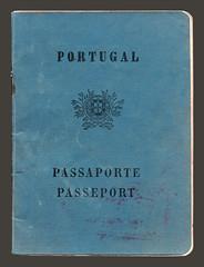 Repblica Portuguesa - passaporte 1952 ( Portimagem) Tags: portugal patrimnionacional lisboa historia repblicaportuguesa bilhetedeidentidade passaporte passport documentooficial identidade viajante