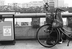 000026 (Daniel-wayne) Tags: rollei hft 50 18 minotla x300 kodak tx 400 guangzhou street photography