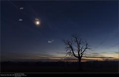 20161204_Rencontre Lune Venus Mars et ISS_annoté