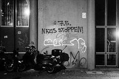stop nazis (kadircelep) Tags: nazi germany berlin wall arabic politics streetphotography europe migration refugee refugees crisis