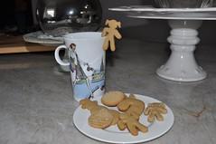 cookie girl (ladybugdiscovery) Tags: cookies girl mug coffee plate treat treats