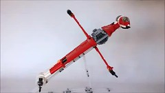 Blade Wing Starfighter (O0ger) Tags: moc lego star wars rebels bwing blade wing starfighter prototype bricksetcompetition