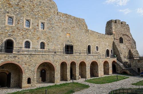 Neamt Fortress. Cetatea Neamtului