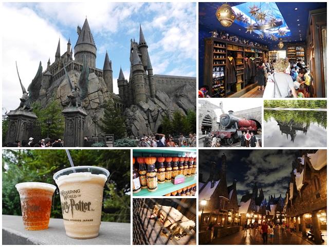 哈利波特魔法世界USJ日本環球影城禁忌之旅整理卷攻略page