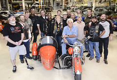 Indian Motorcycle Veterans Charity Ride To Sturgis