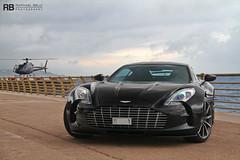 One-77 (SSsupersports) Tags: cars beautiful automotive monaco astonmartin one77 astonmartinone77