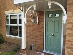 Windows In Nottingham (The Nottingham Window Company) Tags: door nottingham windows 2 white green window glass stain composite hardware doors leicester sash company chrome horn obscured legend 70 tenby derby chartwell mock the bingham rated conservatories a solidor synseal