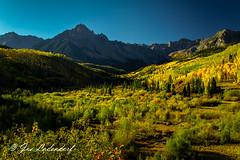 Mount Sneffels (HikingJoe-Gone too long) Tags: colorado fallcolor aspens dallascreek sneffelsrange