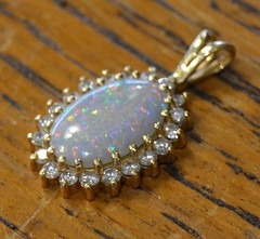"QUALITY OPAL PENDANT • <a style=""font-size:0.8em;"" href=""http://www.flickr.com/photos/51721355@N02/21845054916/"" target=""_blank"">View on Flickr</a>"