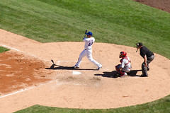 Anthony Rizzo (jgrewal_12) Tags: chicago sports field st louis major baseball outdoor first national cubs nl wrigley catcher league cardinals mlb batter umpire baseman 18140 d7000
