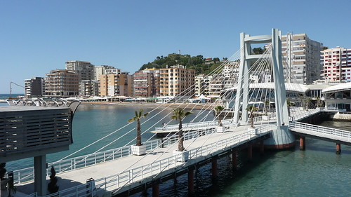 Durres, Albania - the pier