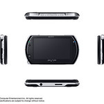 携帯型エンタテインメントシステムの写真