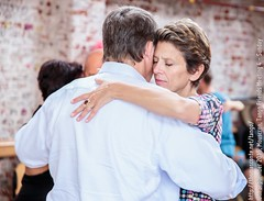 Tina and Robert, Mouscron, Tango Friends Meeting, September 2015