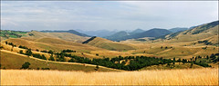 Zlatibor panorama (Katarina 2353) Tags: travel autumn vacation mountain fall film nature field landscape photography photo nikon serbia paisaje paysage srbija zlatibor katarinastefanovic katarina2353