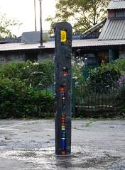 Solstice (Helen Nock (www.helen-nock.co.uk)) Tags: gardensculpture gardenstatuary solsticestandingsculpture