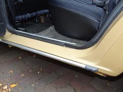 1987 Škoda 120 L doors & rocker panel (Skitmeister) Tags: hg763b skitmeister sn587e hb763g 1987 skoda škoda skoda120 120l skoda105 car auto pkw ossi