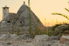 Trulli's sunset