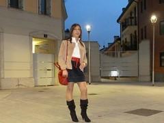 Milan - Via Magolfa (Alessia Cross) Tags: tgirl transgender transvestite crossdresser travestito