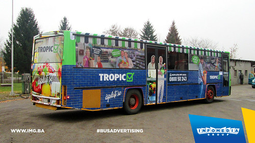 Info Media Group - Tropic, BUS Outdoor Advertising, Banj Luka 11-2015 (8)