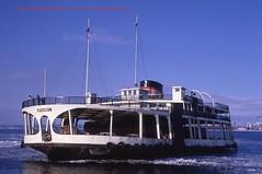 Le Radisson à Trois-Rivière - Décembre 1967 (Lentille100) Tags: canada history ferry river ship quebec shore québec stlawrence histoire stlaurent fleuve rive lévis troisrivières littoral traversier steangèle