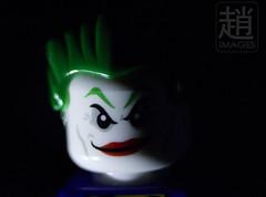 Joker (mikechiu86) Tags: man dc lego sinister bat evil batman joker minifigure badguys