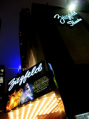 Star Wars The Force Awakens Ziegfeld Theater 4966 (Brechtbug) Tags: above street new york city nyc light film wet rain wall movie poster lite marquee star 3d opera theater force space entrance 7 billboard adventure sidewalk cast seven darth r2d2 future saber lightsaber wars vader 7th mythology android futuristic droid 6th c3po between myths ziegfeld avenues droids the 54th sized threepio awakens