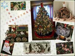 Merry Christmas to all! (MissyPenny) Tags: christmas tree train joy ornaments manger santaclaus merrychristmas nativity southeasternpa bristolpennsylvania