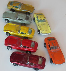 Playart Toyota 2000GT was made in at least 25 different colours (sms88aec) Tags: toyota 2000gt playart