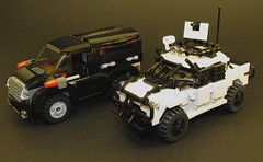 MNU Lego Vehicle Scale WIP (Grantmasters) Tags: lego district 9 mnu