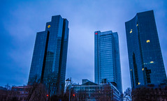 Frankfurt am Main (Mad_Mazel) Tags: tower nikon sigma bank db bahn 1020 frankfurtammain commerzbank deutsche skyper dresdener d7100