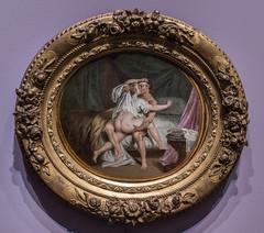 2015/12/11 18h36 attribu  Jean-Baptiste Pater, Etreinte (vers 1730), exposition Fragonard (Valry Hugotte) Tags: paris france painting ledefrance muse peinture exposition tableau fragonard pater museduluxembourg jeanhonorfragonard etreinte jeanbaptistepater