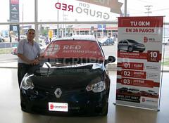 Juan Carlos Sesa Renault Clio Villa Dolores Cordoba RedAgromoviles